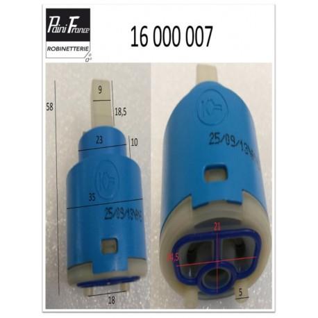 Cartouche Ø 35 mm 16000007 pour Robinetterie Paini France